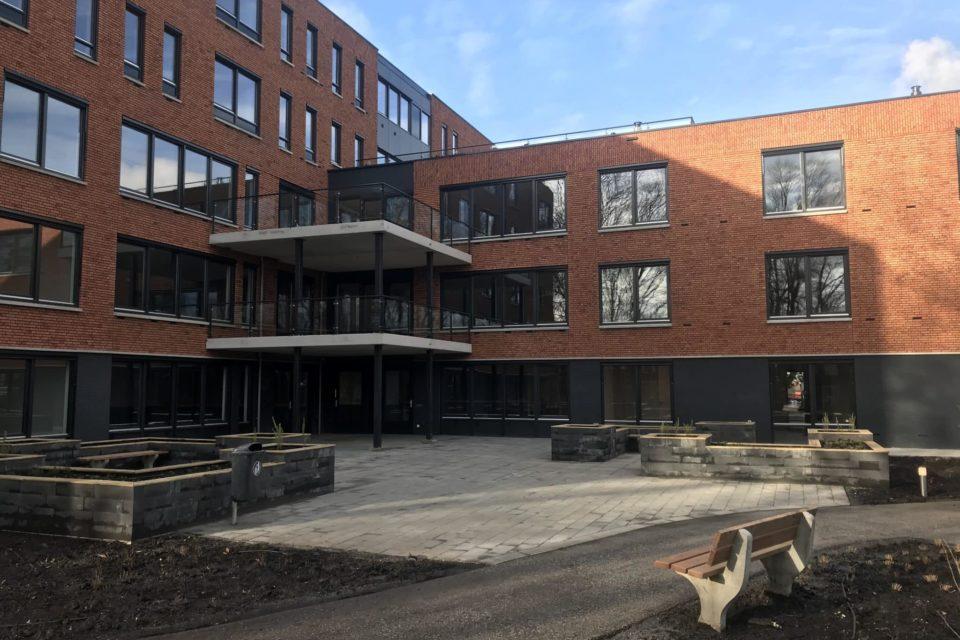 Julianakwartier Apeldoorn Fase 1 Care Concept