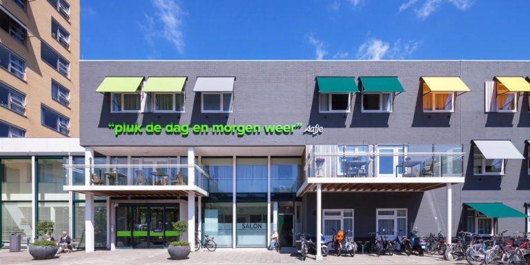 Woon-zorgcentrum De Vijf Havens Te Rotterdam