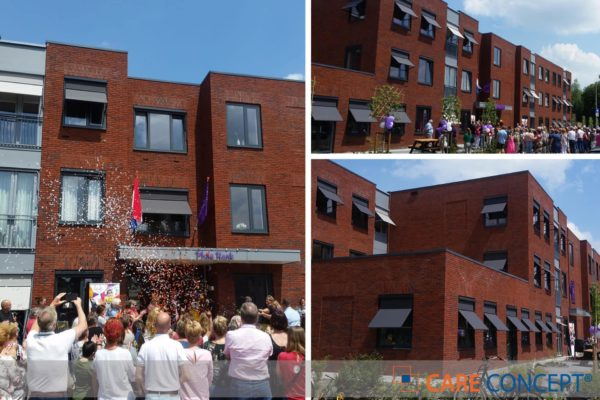 Officiele Opening Wijnkoperstraat