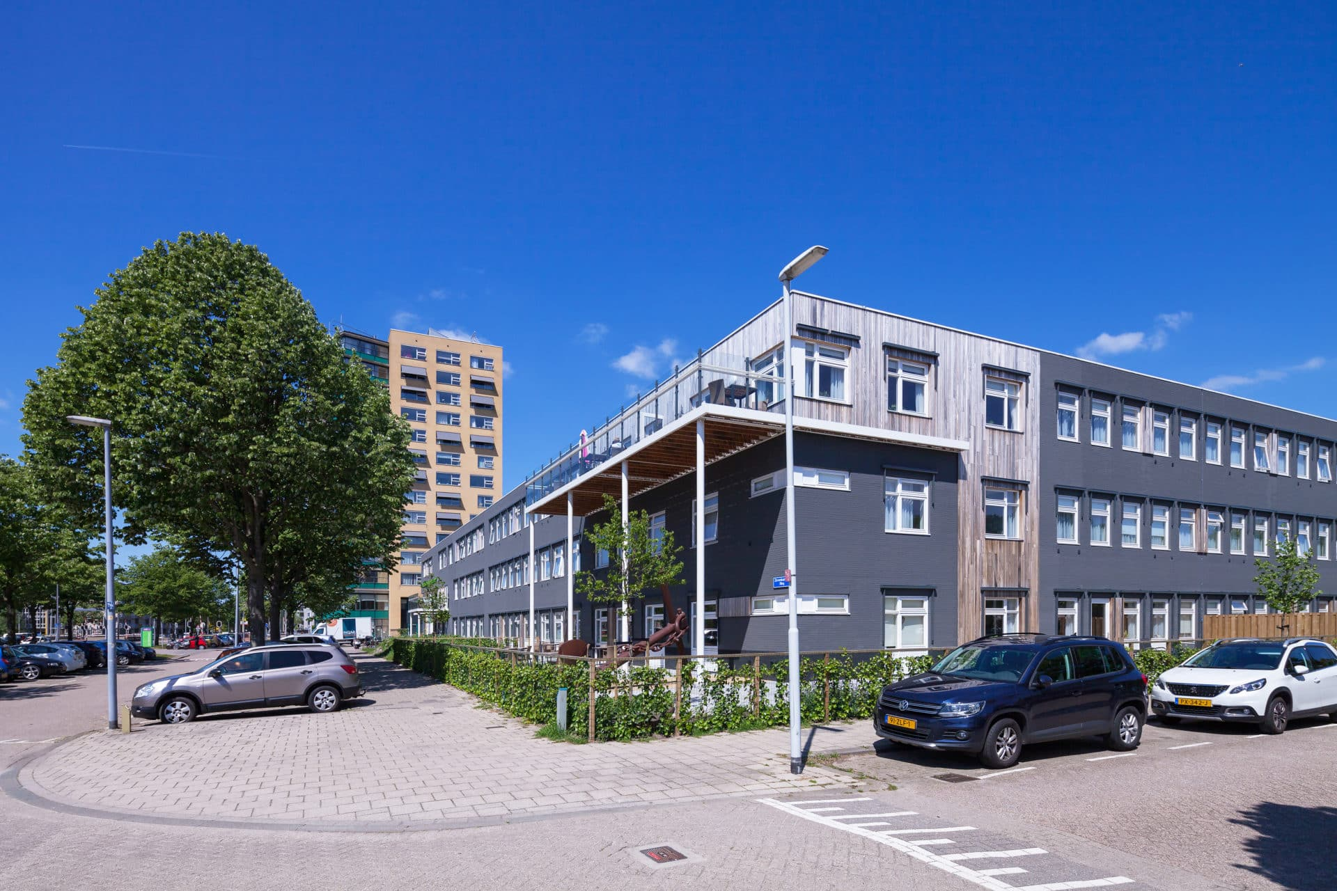 Artikel Renovatie De Vijf Havens In Rotterdam