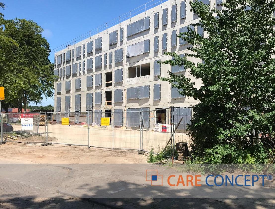 Nieuwbouw Julianakwartier Te Apeldoorn