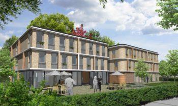 Impressie Nieuwbouw Almere Care Concept