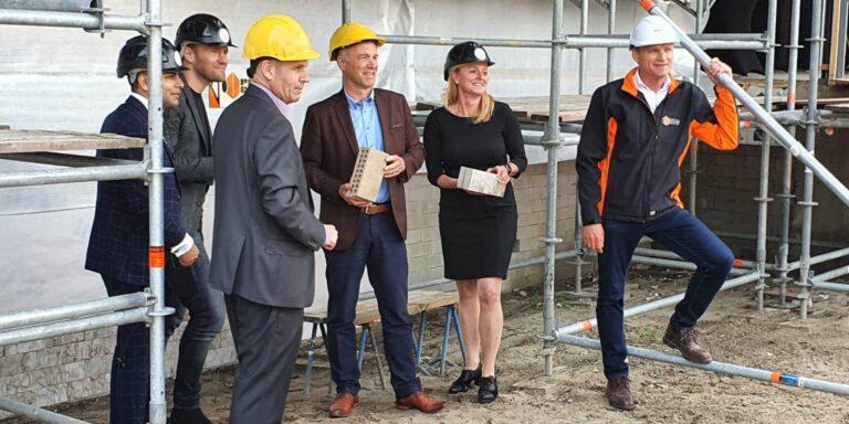 Eerste Steen Villa Verde Care Concept