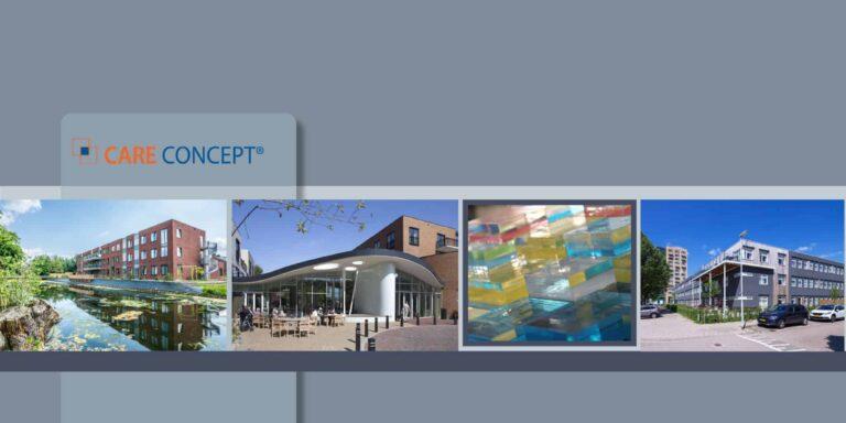 Digitale Brochure Care Concept