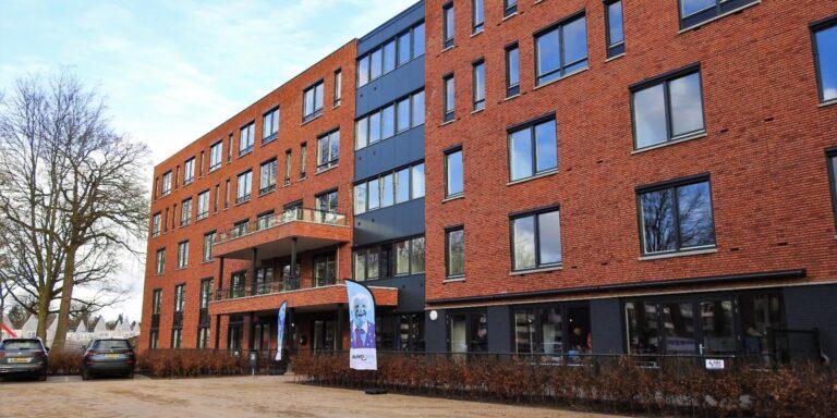 Throwback Oplevering Julianakwartier Apeldoorn Care Concept