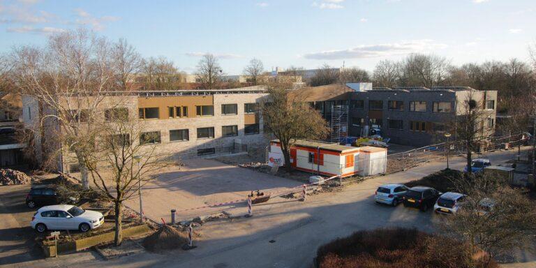 Transformatie Van Kantoorpand Naar Woonzorggebouw Care Concept